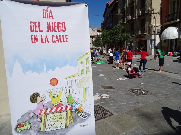 El Día del Juego en la Calle espera a más de 3.800 escolares ...